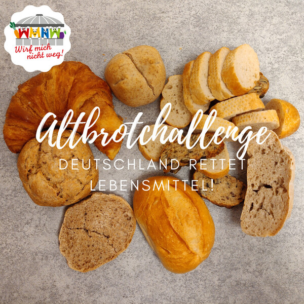 Altbrotchallenge Aktionswoche - © Claudia Kay